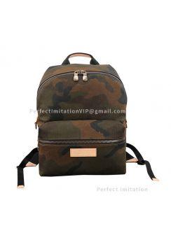 Louis Vuitton X Supreme Apollo Monogram Camo Backpack M44200