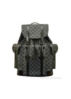 Louis Vuitton Christopher PM Damier Graphite Canvas N41379