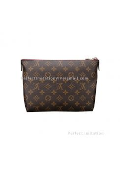 Louis Vuitton Original Monogram Canvas Pallas Beauty Case M64125