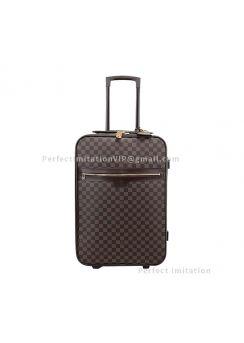 Louis Vuitton Pegase 65 Damier Canvas Suitcase Bag N23295