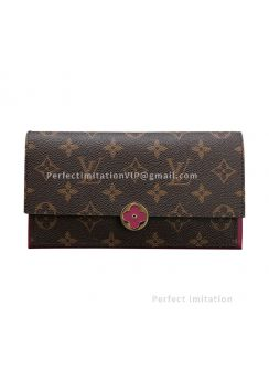 Louis Vuitton Flore Wallet M64585