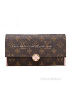 Louis Vuitton Flore Wallet M64586