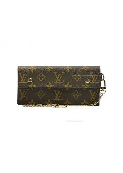 Louis Vuitton Monogram Canvas Portefeuille Accordeon M58008