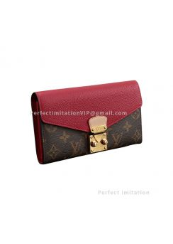 Louis Vuitton Pallas Wallet M58414
