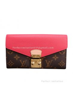 Louis Vuitton Pallas Wallet M58417