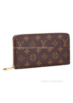 Louis Vuitton Zippy Wallet M60017