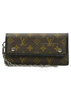 Louis Vuitton Long Wallet M60168