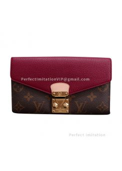 Louis Vuitton Pallas Wallet M58413