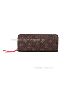 Louis Vuitton Clemence Wallet M60748