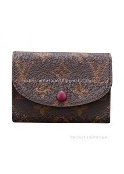 Louis Vuitton Rosalie Coin Purse M41939