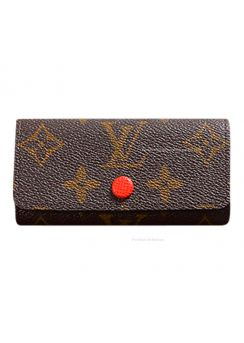 Louis Vuitton Monogram Multi Credit 4 Pimon Key Case M60706