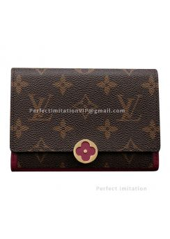 Louis Vuitton Flore Compact Wallet M64588