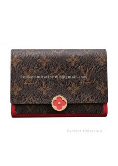 Louis Vuitton Flore Compact Wallet M64587