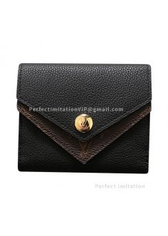 Louis Vuitton Double V Compact Wallet M64420