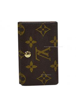 Louis Vuitton Monogram Key Wallet M62630