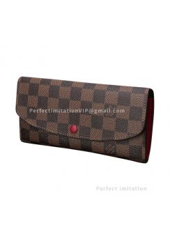 Louis Vuitton Emilie Wallet N63544