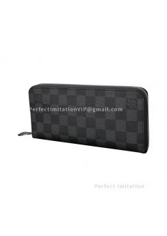 Louis Vuitton Zippy Wallet Vertical N63095