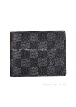 Louis Vuitton Multiple Wallet N62663 black