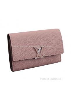 Louis Vuitton Capucines Compact Wallet M62156