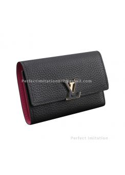 Louis Vuitton Capucines Compact Wallet M62157