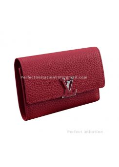 Louis Vuitton Capucines Compact Wallet M62158
