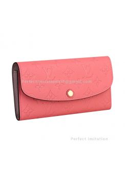 Louis Vuitton Emilie Wallet M62370