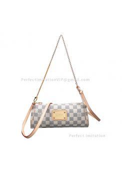 Louis Vuitton Damier Azur Eva N55214