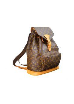 Louis Vuitton Monogram Montsouris Backpack M51135