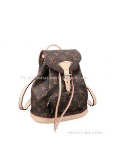 Louis Vuitton Monogram Mini Montsouris Backpack M51137