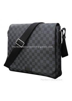 Louis Vuitton Damier Graphite District MM Crossbody Bag N41272