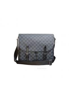 Louis Vuitton Christopher Messenger Bag Damier Graphite N41500