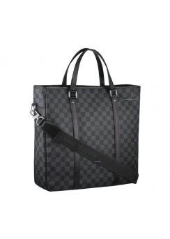 Louis Vuitton Graphite Tadao Tote Bag N51192