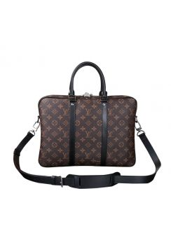 Louis Vuitton Porte Documents Voyage PM M52005