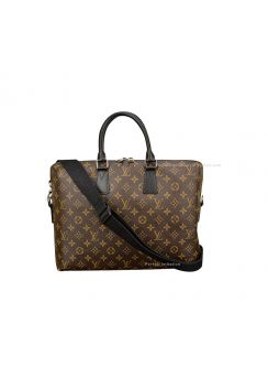 Louis Vuitton Porte Documents Jour Bag M40868