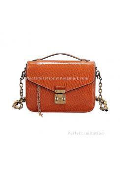 Louis Vuitton Original Leather Pochette Metis Mini M54991