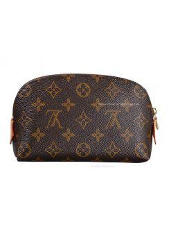 Louis Vuitton Monogram Cosmetic Pouch Purse M47515
