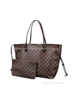 Louis Vuitton Neverfull MM Bag N41358