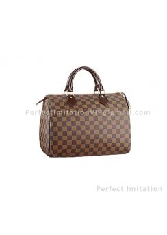 Louis Vuitton Damier Canvas Speedy 30 N41531