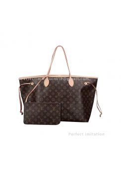Louis Vuitton Monogram Canvas Neverfull GM Beige M40990