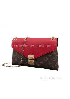 Louis Vuitton Pallas Chain Bag M41201