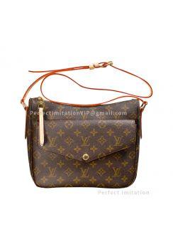 Louis Vuitton Mabillon Shoulder Bag M41679 Monogram