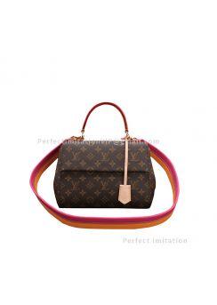 Louis Vuitton Cluny BB Bag M43401