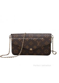 High-End Louis Vuitton Pochette Felicie M61276