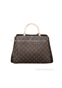 Louis Vuitton Monogram Canvas Montaigne GM M41067