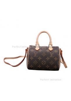 High-End Louis Vuitton Nano Speedy M61252