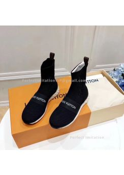 Louis Vuitton Aftergame Sneaker Boot 185341