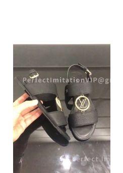 Louis Vuitton Vedette Sandal 185359