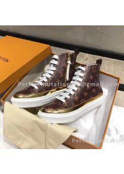 Louis Vuitton Stellar Sneaker Boot 185363