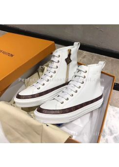 Louis Vuitton Stellar Sneaker Boot 185367