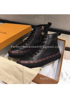 Louis Vuitton Stellar Sneaker Boot 185398